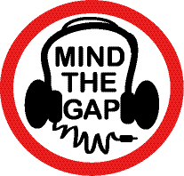 mind the gap new logo