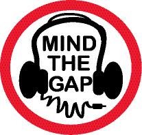 mind the gap new logo