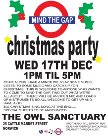 MIND THE GAP CRIMBOai